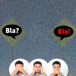 Teoría de la comunica…qué? PARTE III Hable más fuerte que tengo una toalla…