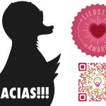 """Liebster Award, nominado y orgulloso!. """"El Blog de Pato"""" ha sido nominado con el """"Premio Liebster Award""""."""