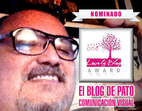 38 - nominado a los lovely blog awards