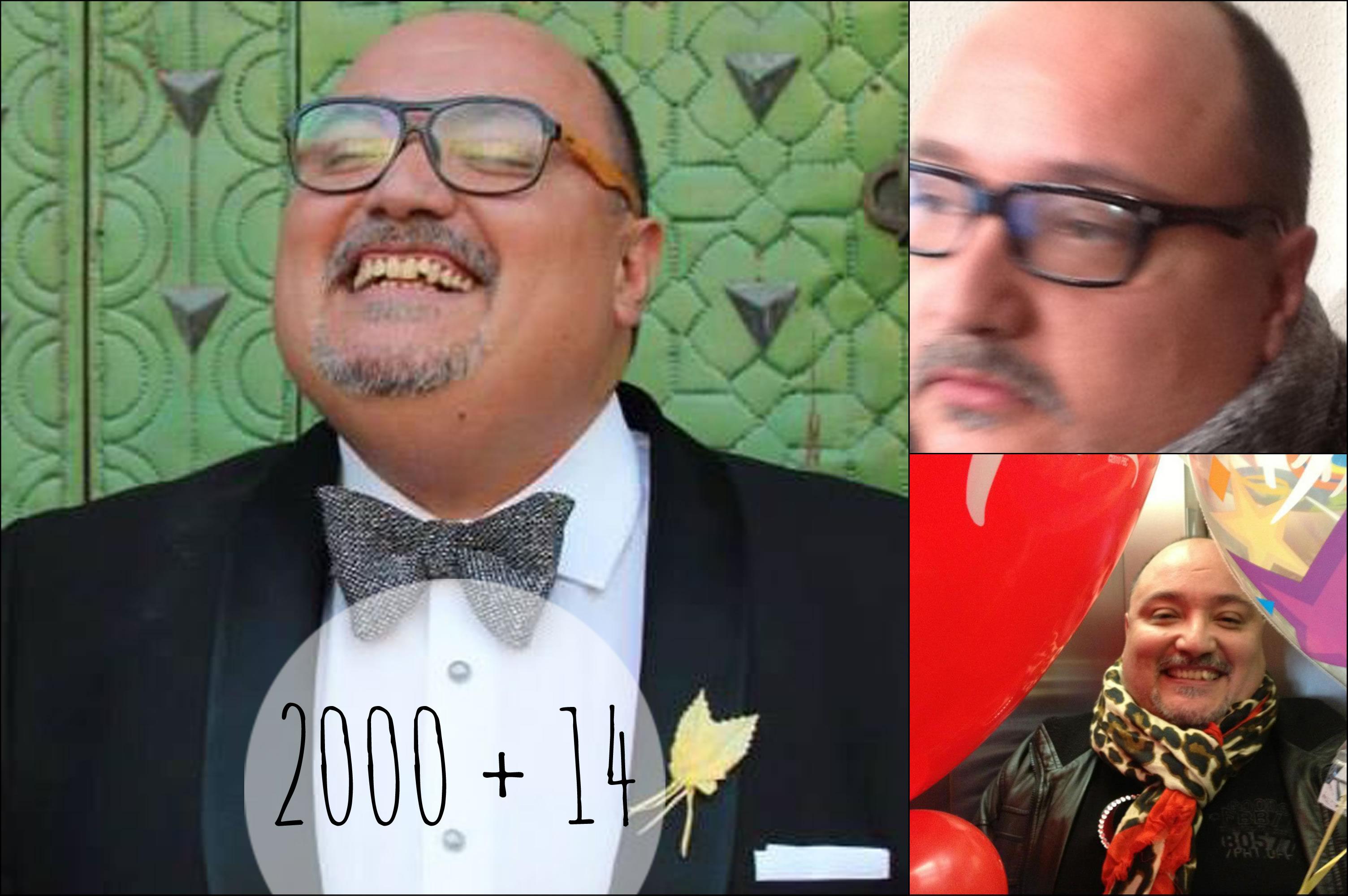 """(2000 + 14) FELIZ 2014!!! UN RACONTO DE """"EL BLOG DE PATO"""""""