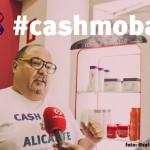 #CASHMOBALC La génesis, su desarrollo y la celebración. El valor solidario de la gente y las Redes Sociales.