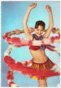 4d bailarina